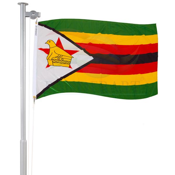 Bandeira da Zimbábue