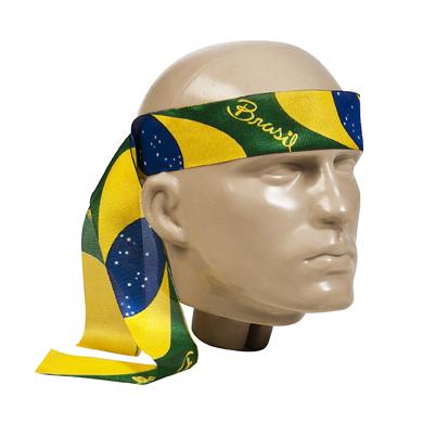 Fita para cabeça - Brasil