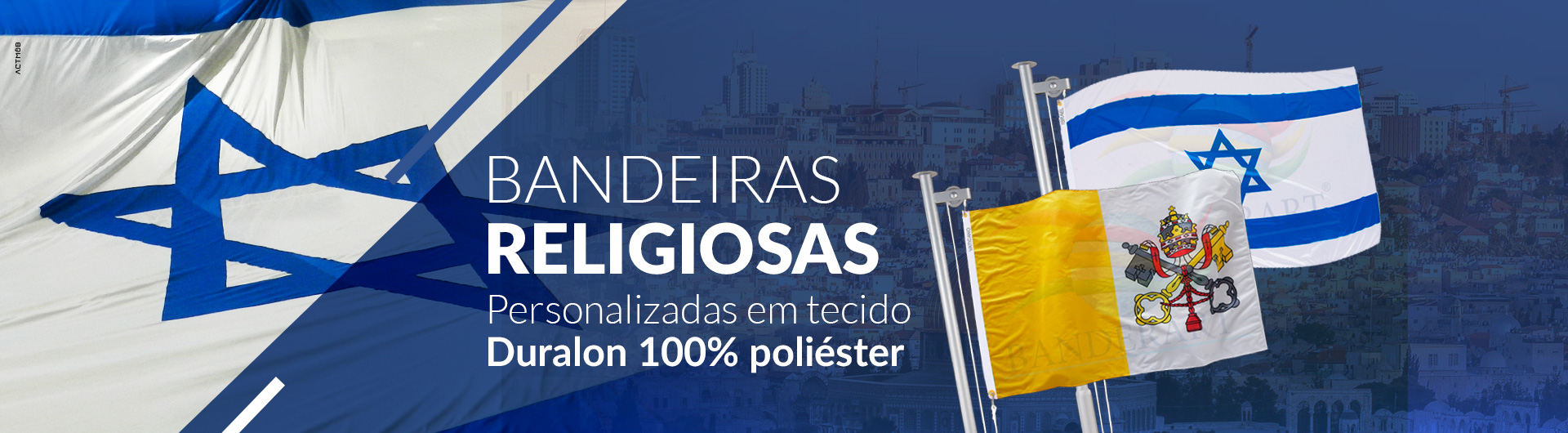 Bandeiras ReligiosasBanderart