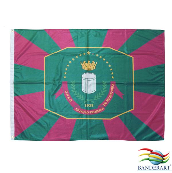 Bandeira Mangueira
